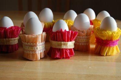 01p - Как да си направите сами поставки за великденски яйца...