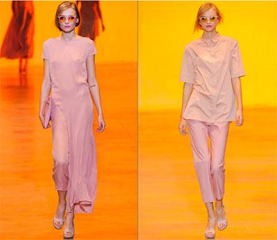 08Cacharel - Пролет-лято 2011: Завръщане на розовия цвят
