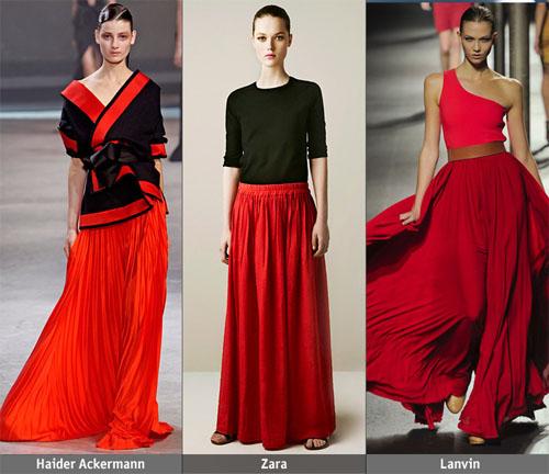 11ch - Пролет-лято 2011: Червено