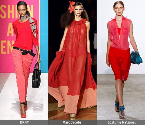 14ch - Пролет-лято 2011: Червено