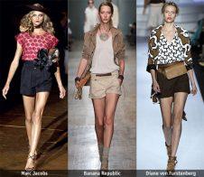 Пролет-лято 2011: Къси панталонки
