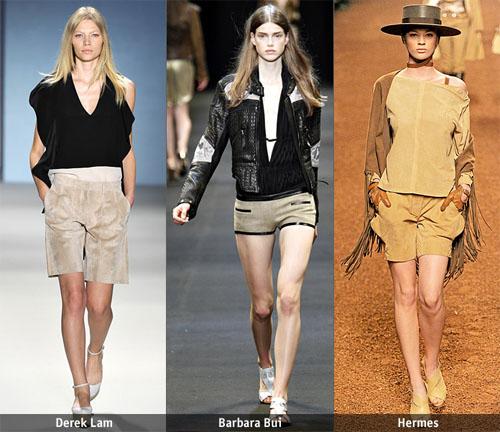 09kp - Пролет-лято 2011: Къси панталонки