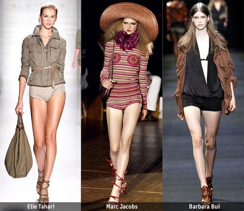 11kp - Пролет-лято 2011: Къси панталонки