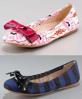 13Prada - Пролет-лято 2011: Балеринки