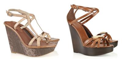 02 - Пролет-лято 2011: Какви обувки да изберете за панталоните клош