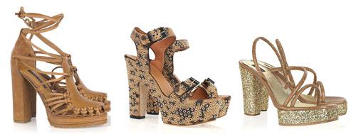 03 - Пролет-лято 2011: Какви обувки да изберете за панталоните клош