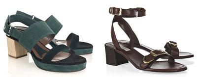 06 - Пролет-лято 2011: Какви обувки да изберете за панталоните клош