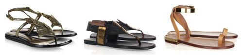 07 - Пролет-лято 2011: Какви обувки да изберете за панталоните клош