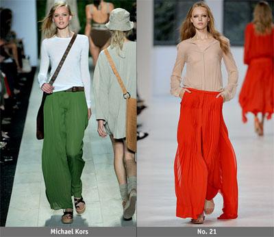 09p - Пролет-лято 2011: Панталони