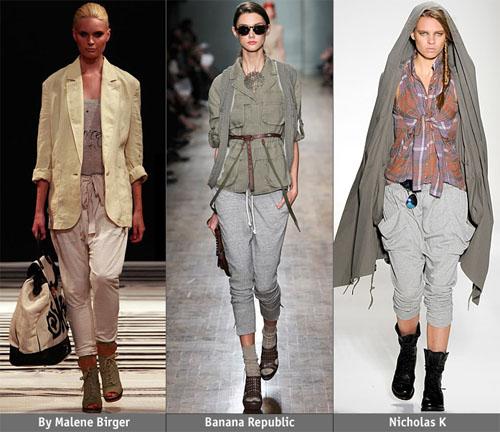 10p - Пролет-лято 2011: Панталони