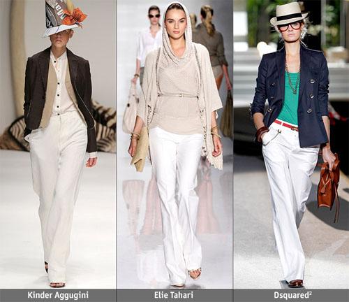 11p - Пролет-лято 2011: Панталони