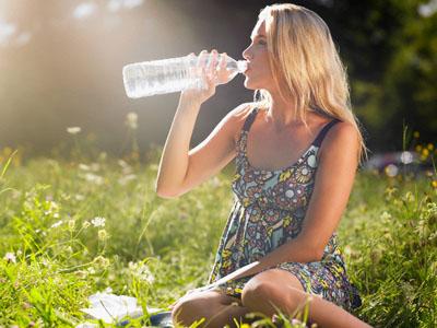 01jh - 5 правила, как да се храните в жегата