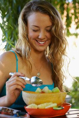 02jh - 5 правила, как да се храните в жегата