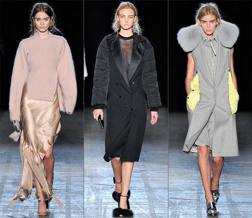 01Alexander Wang - Есен-зима 2011/12: Топ 10 колекции за сезона, според Style.com