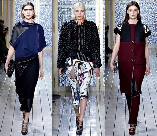 02Balenciaga - Есен-зима 2011/12: Топ 10 колекции за сезона, според Style.com