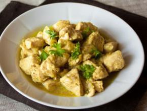 pile kari 290x220 - Пиле с къри