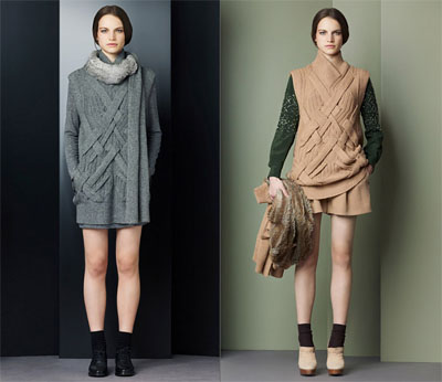 """01Phillip Lim - Есен-зима 2011/12: Най-добрите """"попадения"""" от колекциите Pre-Fall 2011"""