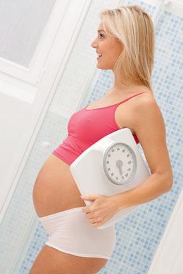 01t1 - Бременност: Наддаване на тегло!