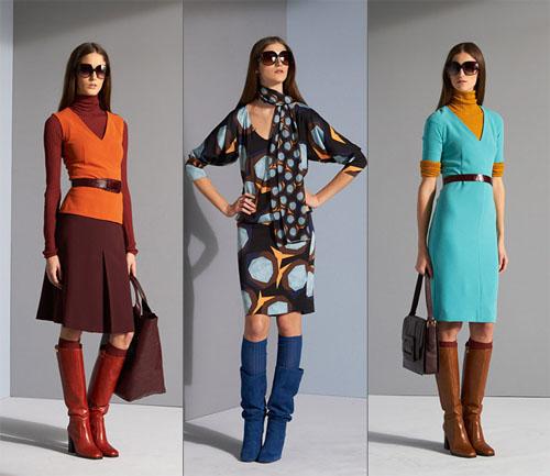 """05Diane von Furstenberg - Есен-зима 2011/12: Най-добрите """"попадения"""" от колекциите Pre-Fall 2011"""