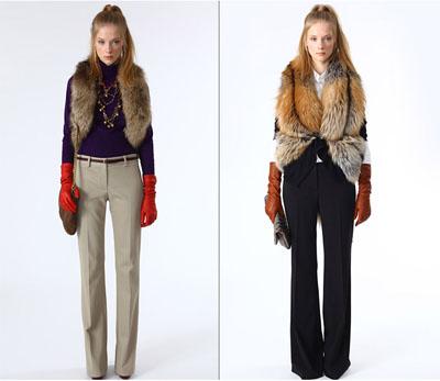 """07Elie Tahari - Есен-зима 2011/12: Най-добрите """"попадения"""" от колекциите Pre-Fall 2011"""