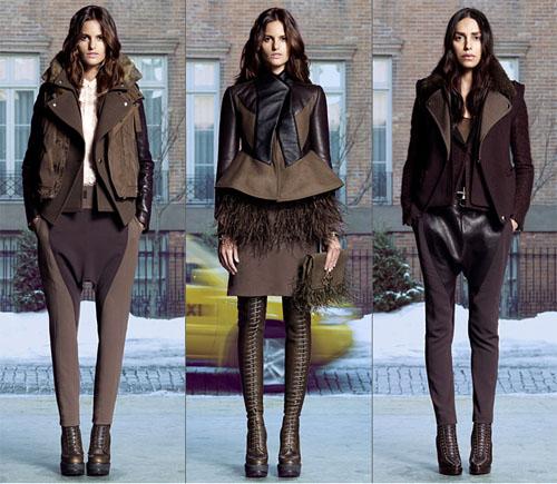 """09Givenchy - Есен-зима 2011/12: Най-добрите """"попадения"""" от колекциите Pre-Fall 2011"""