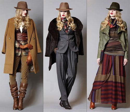 """10Kenzo - Есен-зима 2011/12: Най-добрите """"попадения"""" от колекциите Pre-Fall 2011"""