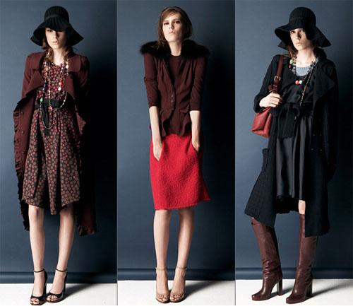 """13Nina Ricci - Есен-зима 2011/12: Най-добрите """"попадения"""" от колекциите Pre-Fall 2011"""