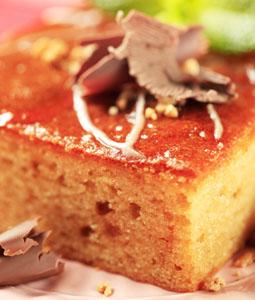 iabalkov meden keks - Ябълково-меден кекс