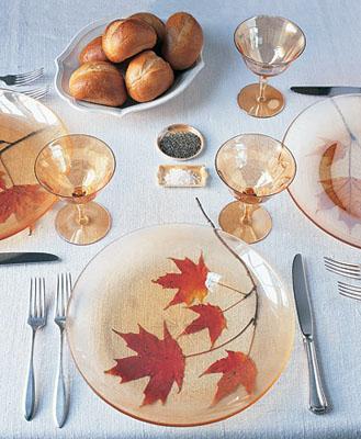 03em - Eсенни идеи за подредба на масата