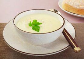 Супа от карфиол с пармезан
