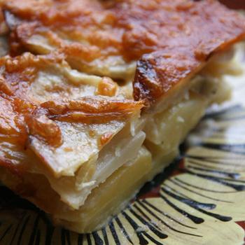 kartofen greten - Картофен гретен