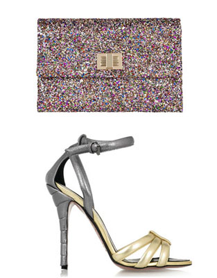05ch o - Подготовка за Нова година: Обувки и чанти