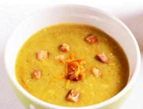 grah bekon 290x220 - Грахова супа с хрупкав бекон