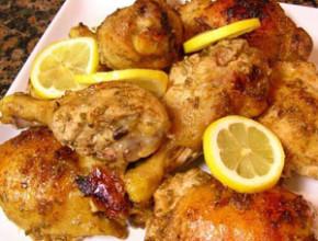 pil butcheta limon 290x220 - Пилешки бутчета с лимон и джинджифил