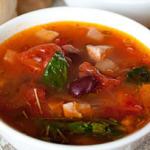 mesna 150x150 - Месна супа с боб и домати