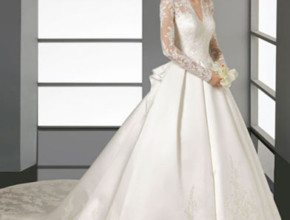01Aire Barcelona 290x220 - Сватбените рокли на 2012 година