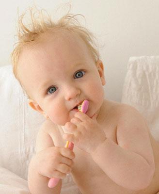 01z - Кога да започнете да миете зъбките на вашето дете