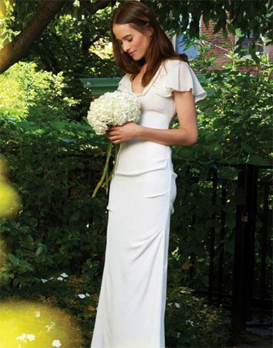 02Nicole Miller - Сватбените рокли на 2012 година