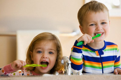 02z - Кога да започнете да миете зъбките на вашето дете