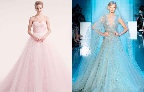 03 - Сватбените рокли на 2012 година
