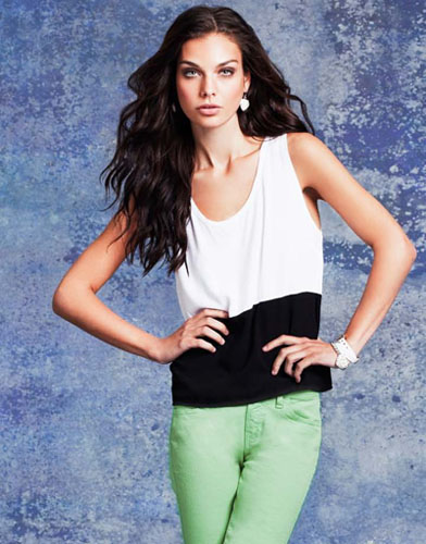 03Guess Denim - В очакване на пролетта: 9 актуални модни образа