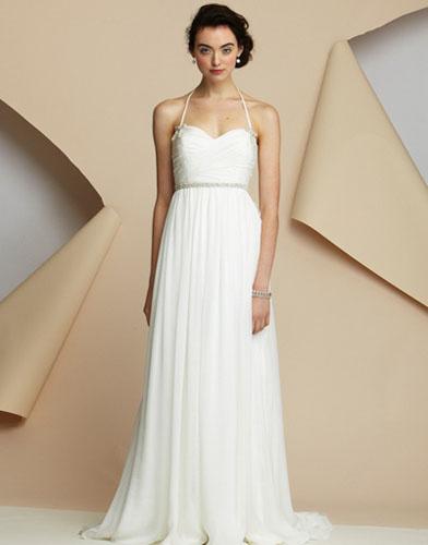 04Alyne Bridal - Сватбените рокли на 2012 година