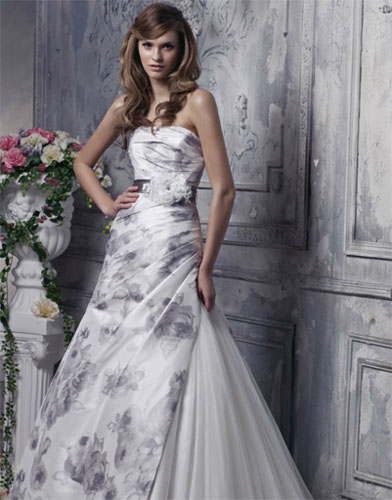 06Anjolique - Сватбените рокли на 2012 година