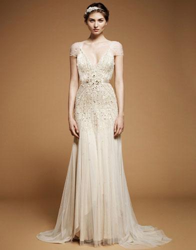 12Jenny Peckham - Сватбените рокли на 2012 година