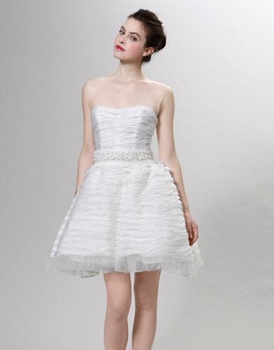 16Peter Langner - Сватбените рокли на 2012 година
