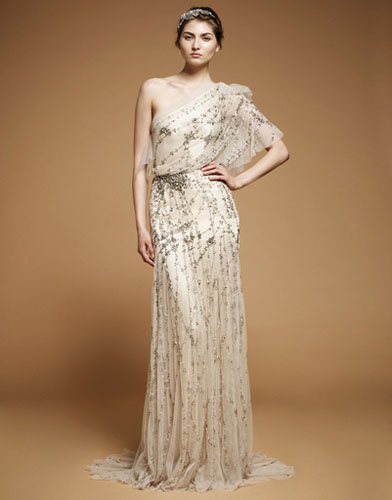 17 1Jenny Peckham - Сватбените рокли на 2012 година