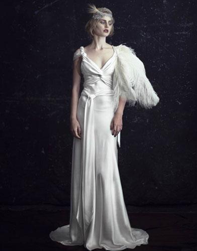 17 3Johanna Johnson - Сватбените рокли на 2012 година