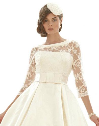 17 4Sassi Holford - Сватбените рокли на 2012 година