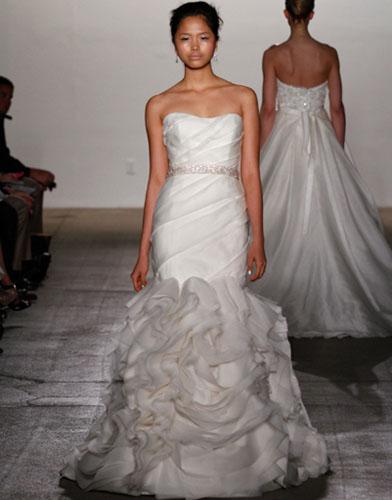 17 5Rivini - Сватбените рокли на 2012 година