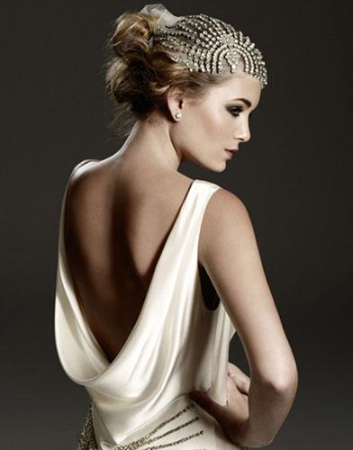 17 6Johanna Johnson - Сватбените рокли на 2012 година